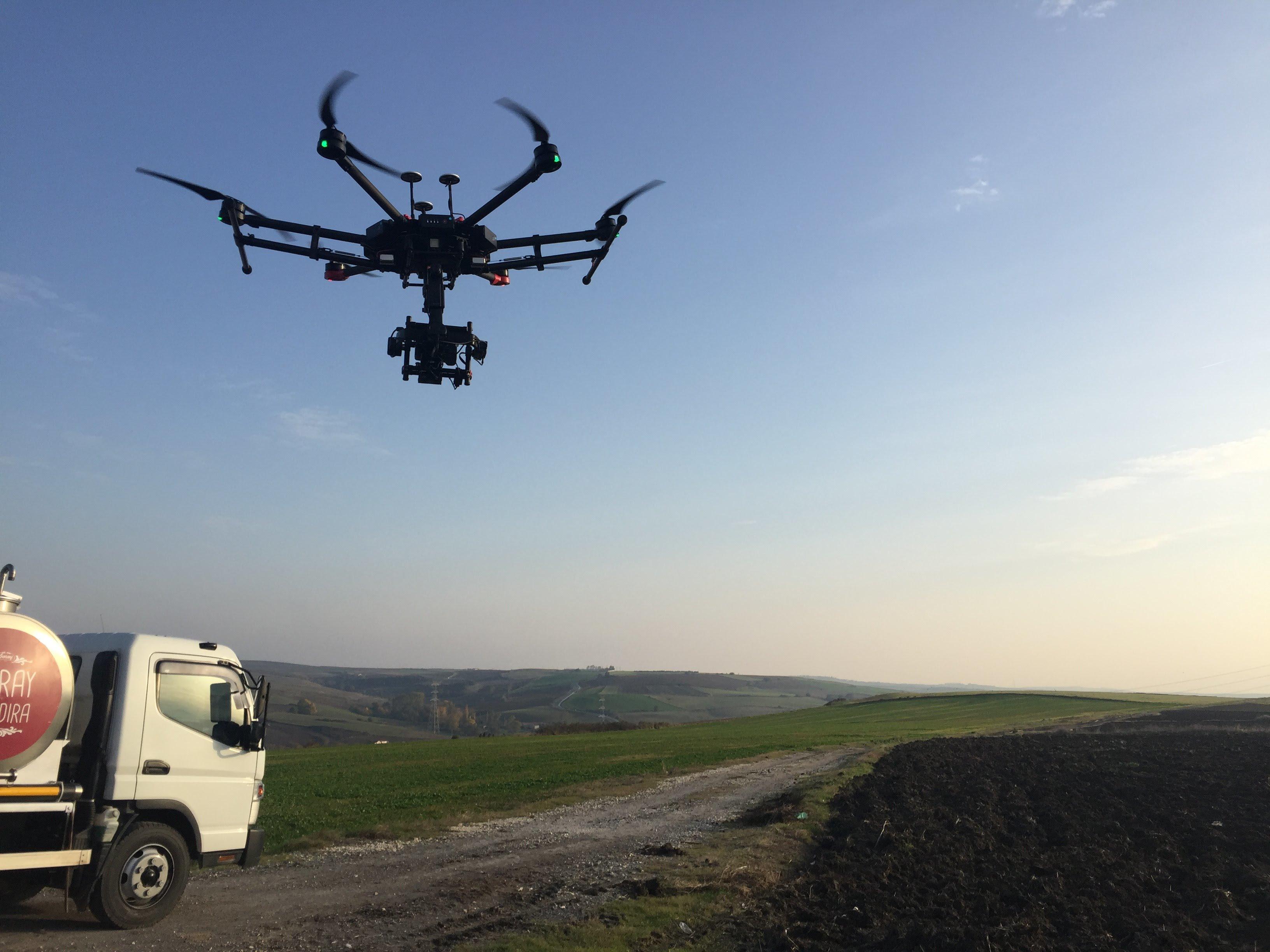 İstanbul Drone Kiralama