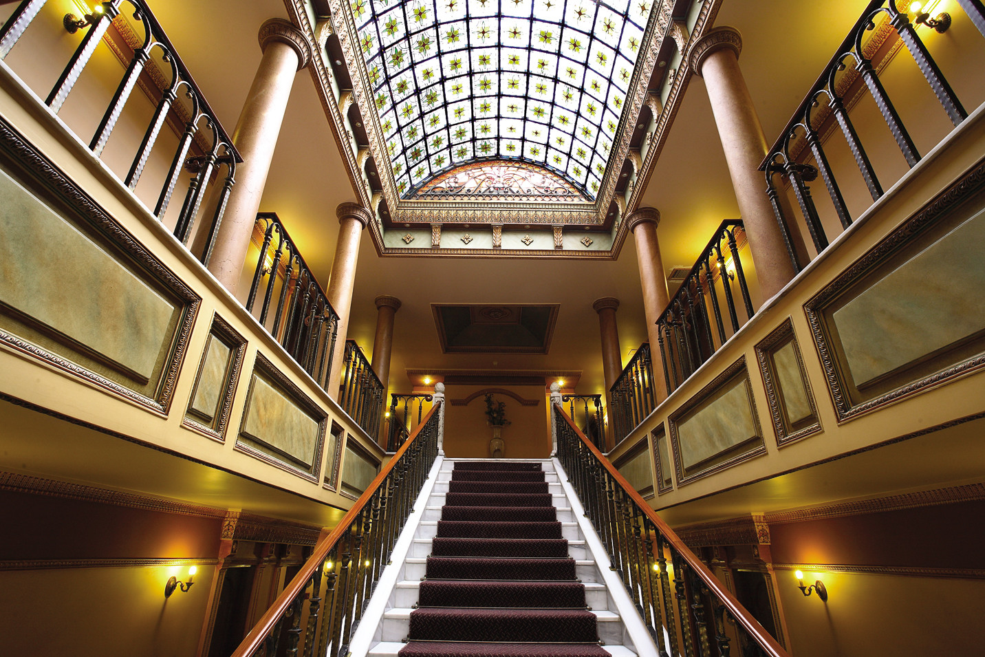 Otel Sultan Sarayı Tanıtım Filmi